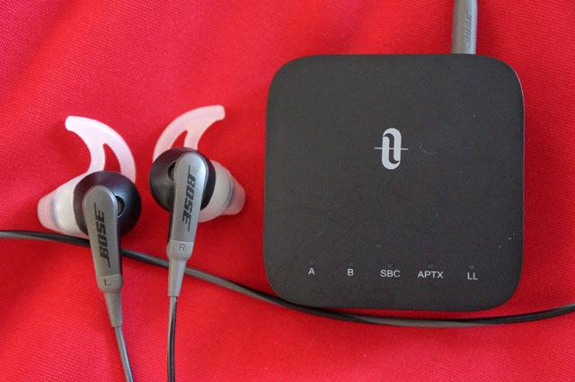 Bluetooth トランスミッター レシーバー TaoTronics (1).JPG