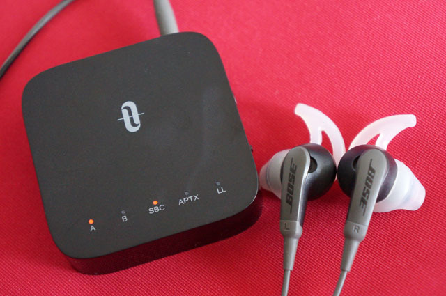 Bluetooth トランスミッター レシーバー TaoTronics (12).JPG