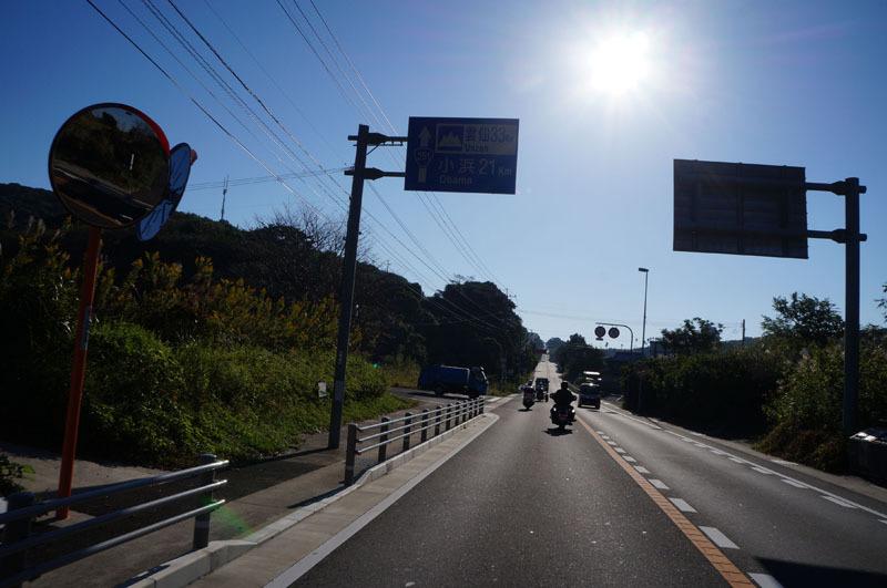 アメリカン&サイドカーツーリング.JPG