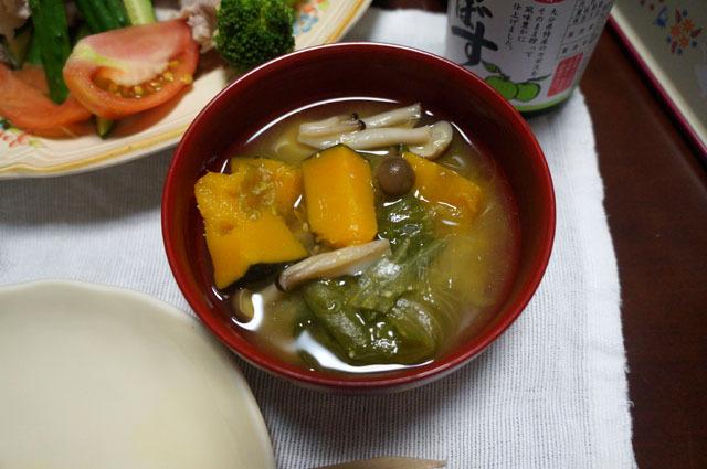 カボチャのお味噌汁.JPG