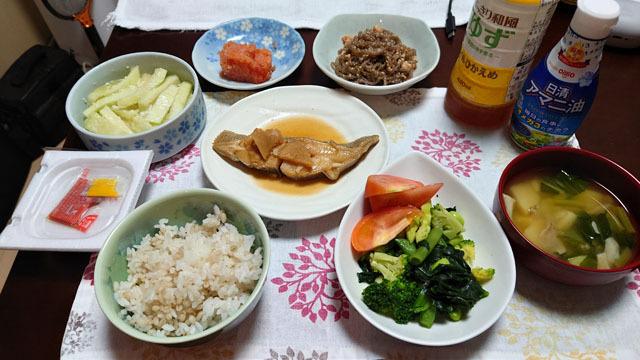 カレイのお煮つけ (1).JPG
