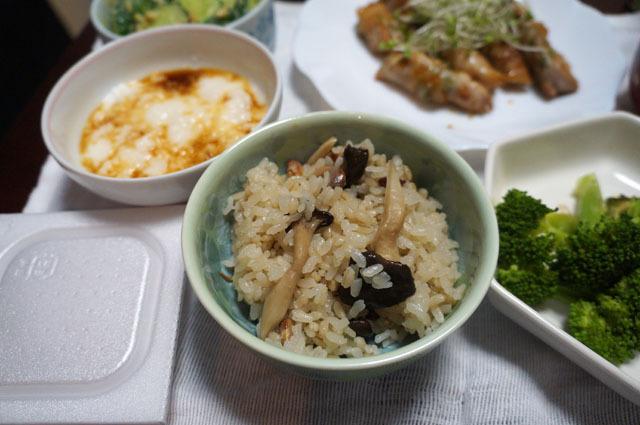 シメジの炊き込みご飯.JPG