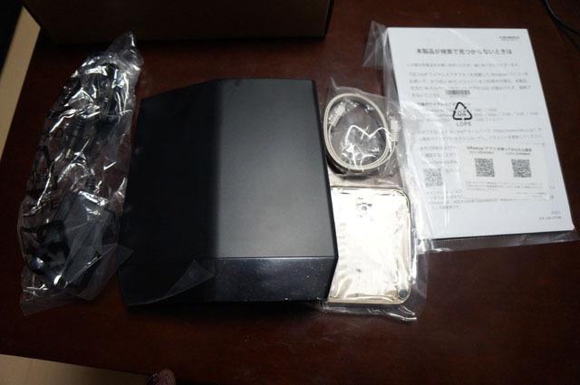 バッファロー WiFi ルーター無線LAN 最新規格 Wi-Fi6 11ax  11ac AX5400 4803+574Mbps (2).JPG