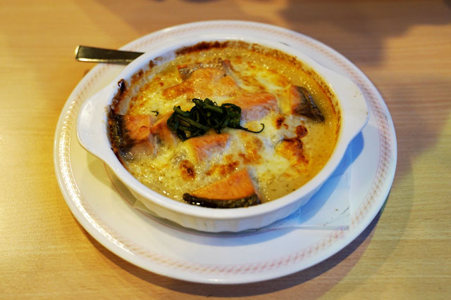 五種豆と五穀の鮭ドリア.JPG