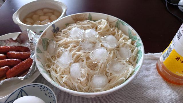 冷やし素麺 (2).JPG