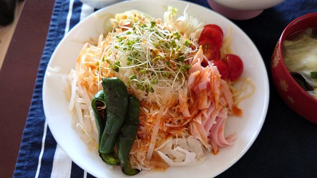 坦々冷し麺 (3).JPG