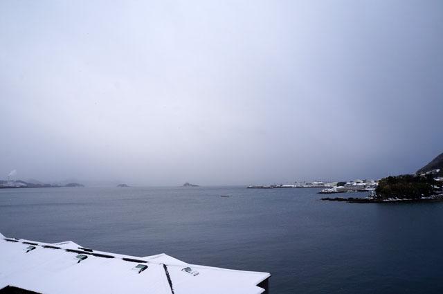 海に降る雪.JPG