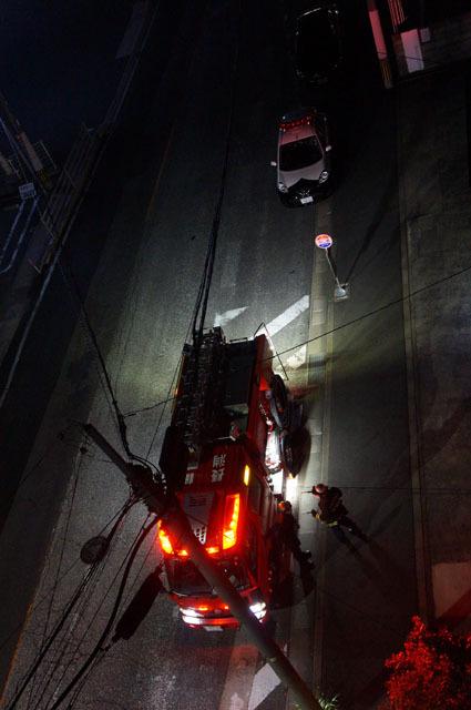 消防車&パトカー.JPG