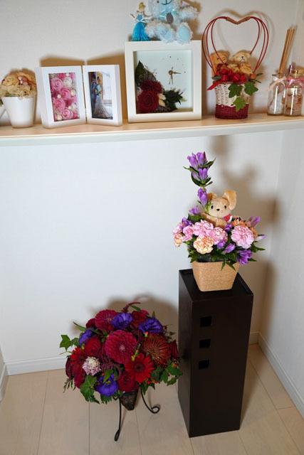 結婚記念日 花の贈り物 (14).JPG