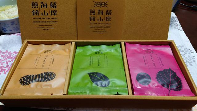 薩摩海山煎餅 山幸三種 (2).JPG