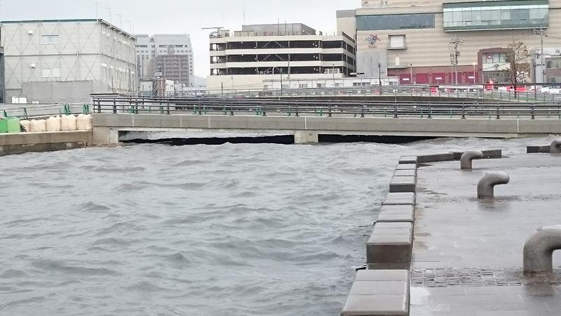 長崎市7日朝、4月の観測史上最大となる29.3メートルの最大瞬間風速 10.JPG