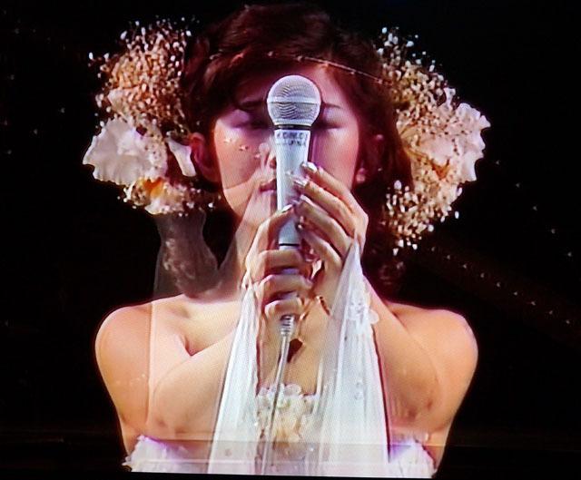 NHK山口百恵「伝説のラストコンサート」 (12).JPG
