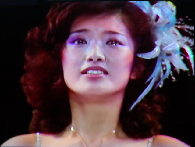 NHK山口百恵「伝説のラストコンサート」 (7).JPG