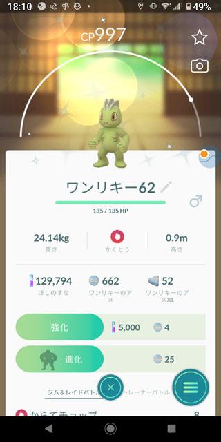 Pokémon GO Tour:カントー地方 (10)色違い.jpg